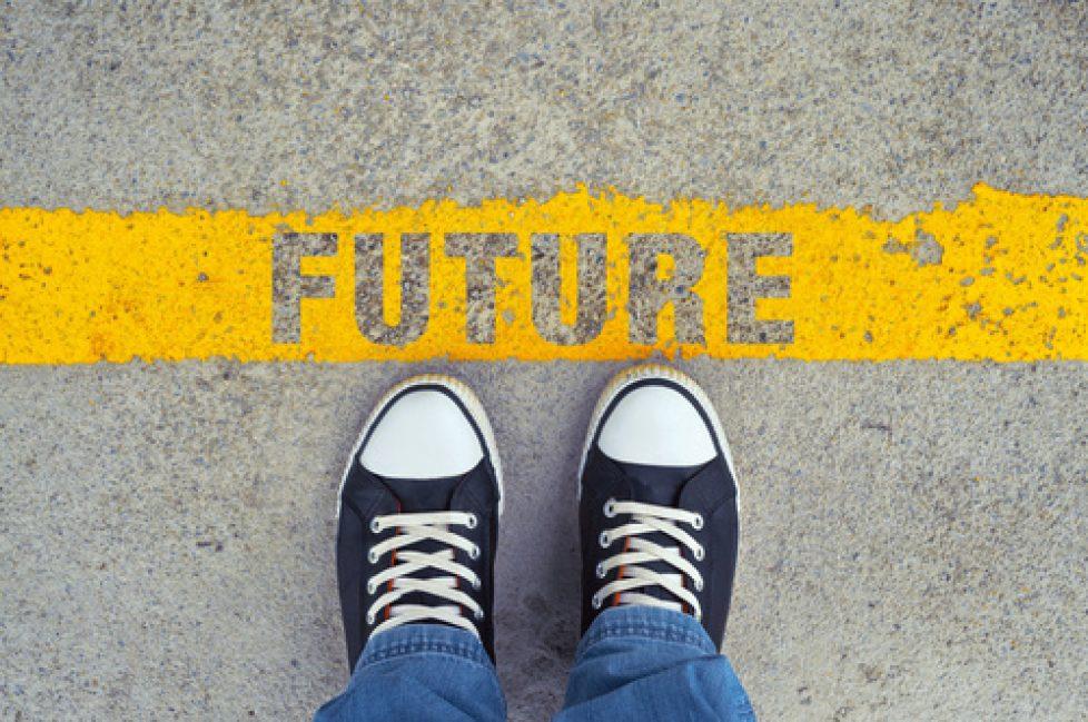Step into the future.
